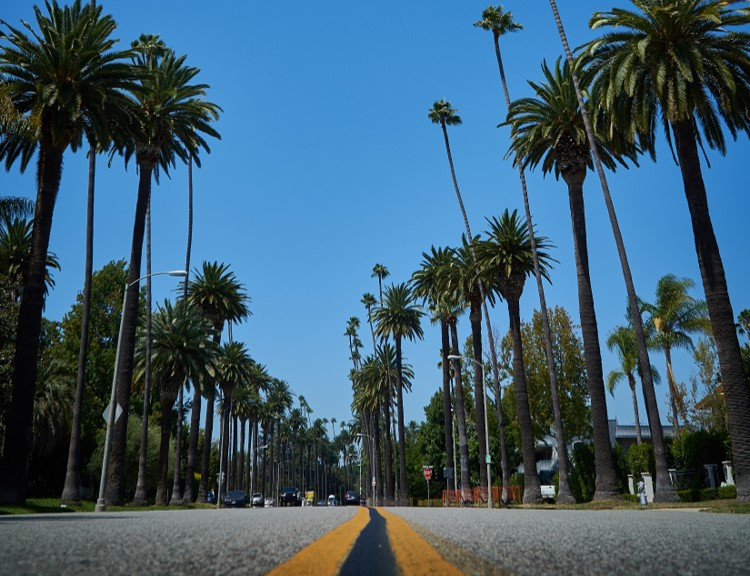 Roadtrip USA Routenplanung Los Angeles