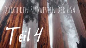 Durch den Südwesten der USA Teil IV: Vom Death Valley über Sequoia bis Yosemite