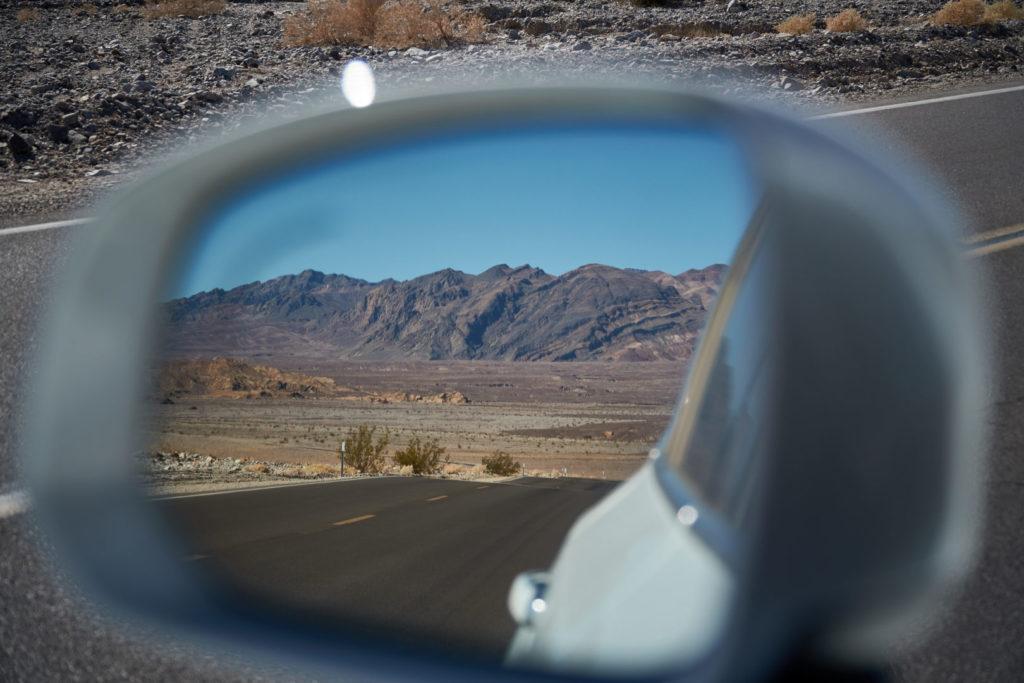 Roadtrip Südwesten USA Death Valley Zabriskie Point