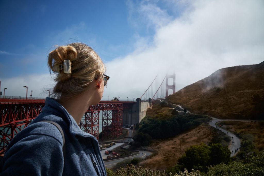 San Fransisco golden Gate bridge Roadtrip USA Westküste Nationalparks