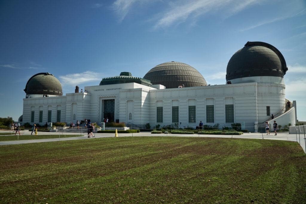 Los Angeles Griffith Observatory Roadtrip USA Westküste Nationalparks