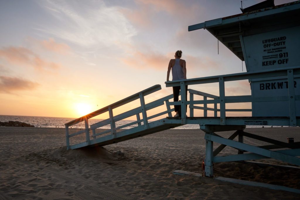 Venice Beach Roadtrip USA Westküste Nationalparks