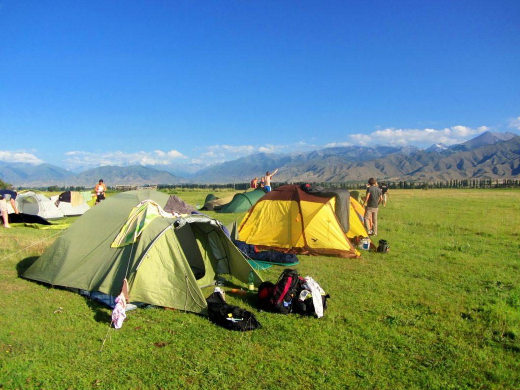 Kirgisistan Expedition Issik Kul Tien Schan Zentralasien Kirgistan