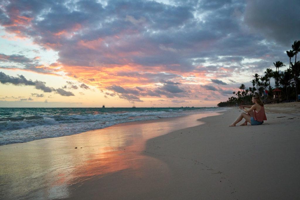 Dominikanische Republik Grand Palladium Bavaro Suites Strand