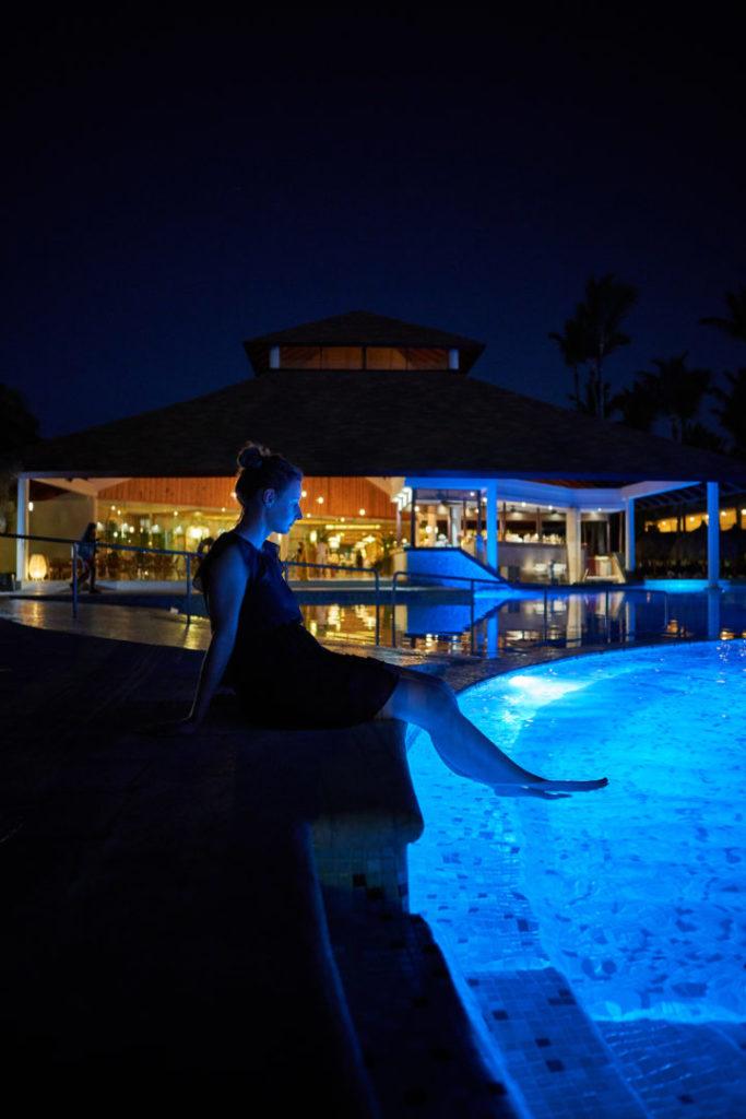 Dominikanische Republik Grand Palladium Bavaro Suites Pool