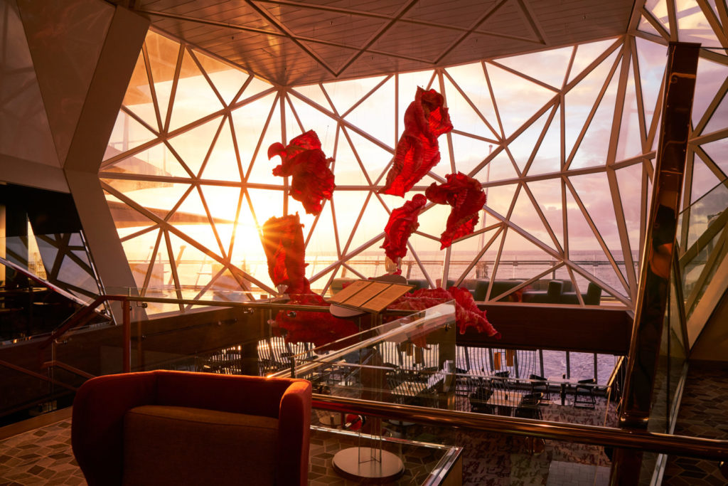 TUI Cruises Mein Schiff 5 Karibikkreuzfahrt Diamant