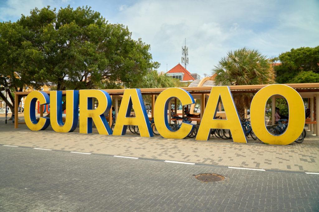 Kreuzfahrt Mein Schiff 5 kleine Antillen Curacao Willemstadt