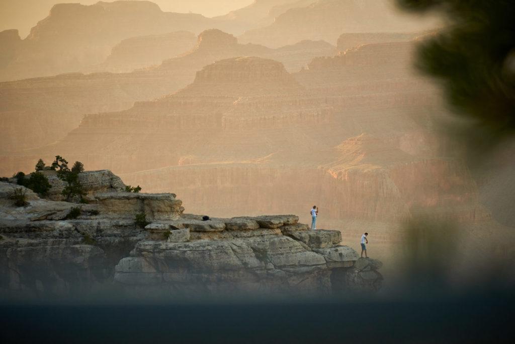 Die perfekte USA Roadtrip Route durch den Südwesten: Grand Canyon Hermits Rest