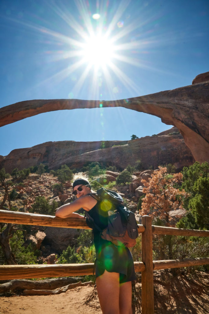 Die perfekte USA Roadtrip Route durch den Südwesten: Arches Nationalpark Delicate Arch