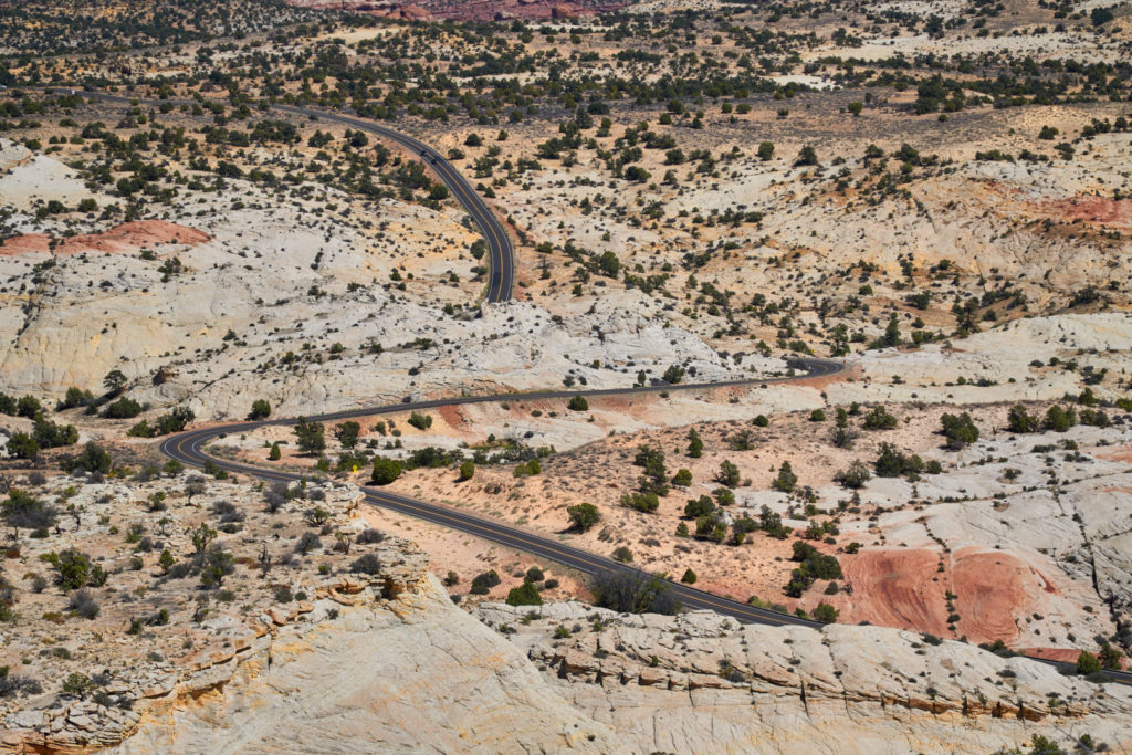 Die perfekte USA Roadtrip Route durch den Südwesten: Grand Staircase Escalante