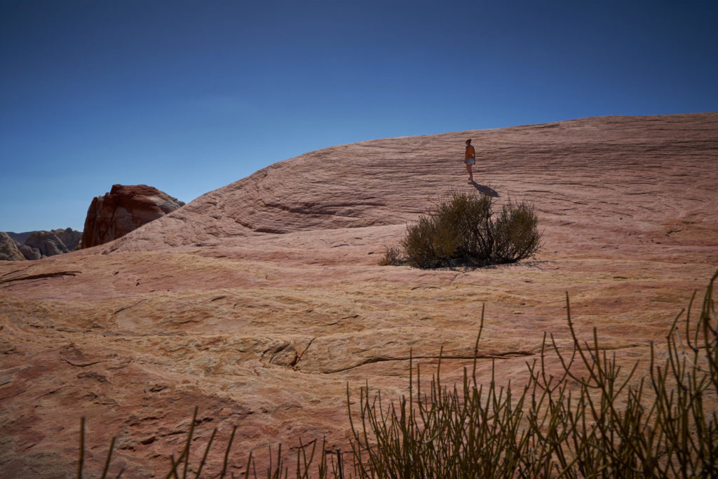 Die perfekte USA Roadtrip Route durch den Südwesten: valley of fire