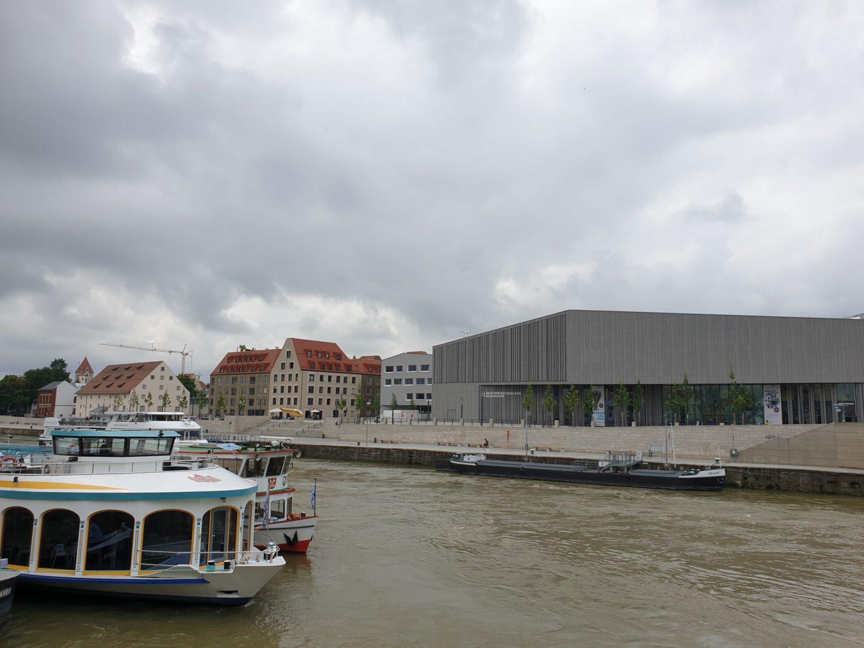 Urlaub in der Oberpfalz: Das Museum der Bayerischen Gechichte in Regensburg.