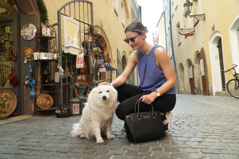 Stadtbummel durch Regensburg, unser Ausgangspunkt für den perfekten Oberpfalz Urlaub.