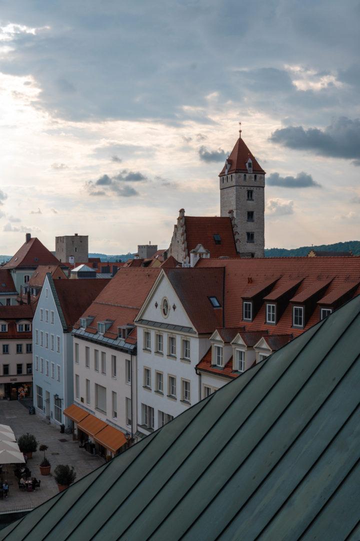Eine woche oberpfalz Regensburg