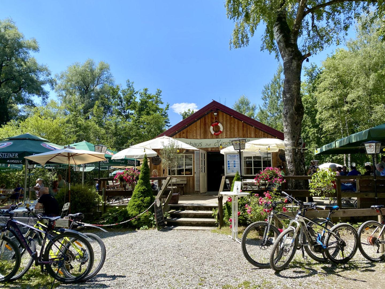 Wirtshaus zur Hirschauer Bucht am Chiemsee