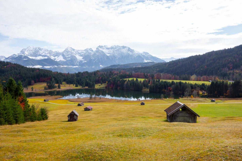 Alpenidylle Karwendel: Geroldsee Bucketlist Bayern Must See